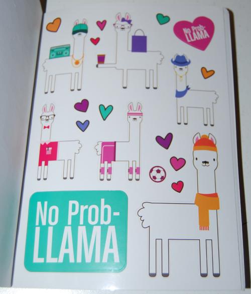 1000 ridiculously cute stickers book 9