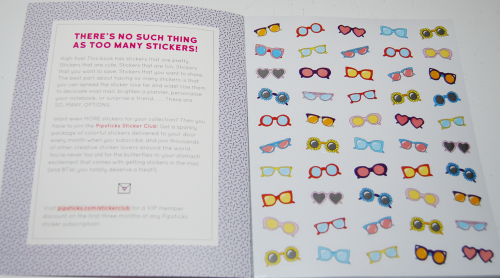 So many stickers book 1