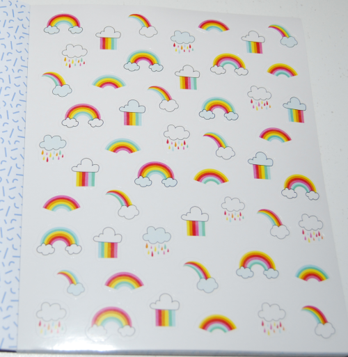 So many stickers book 2