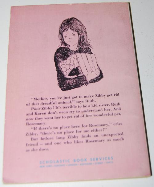 Kid sister book
