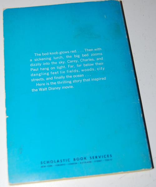 Bed knob & broomstick book