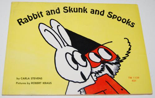 Rabbit & skunk & spooks