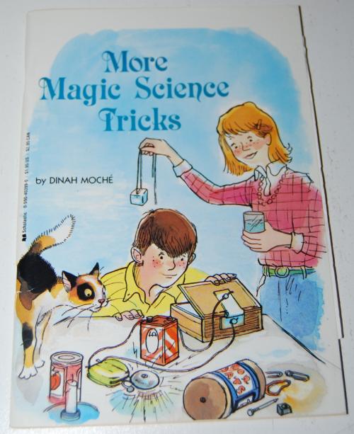 More magic science tricks