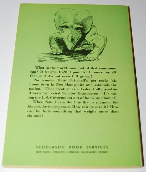 The enormous egg book