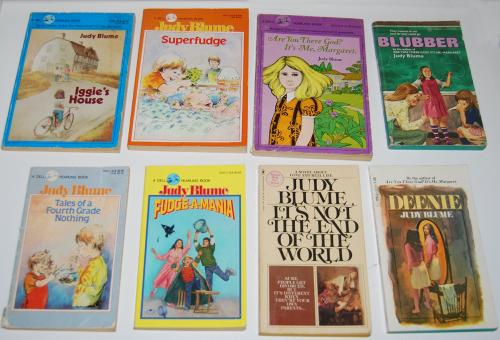 Judy blume books
