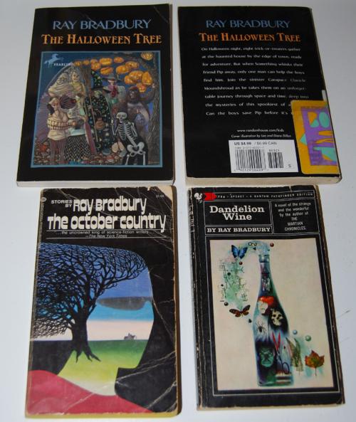 Ray bradbury books