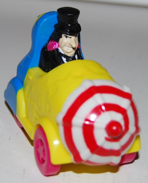 Happy meal toy batman 7