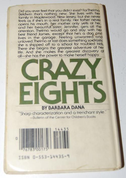Crazy eights book