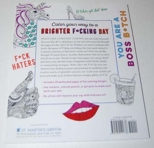 Swearing coloring books 9