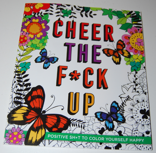 Swearing coloring books 10