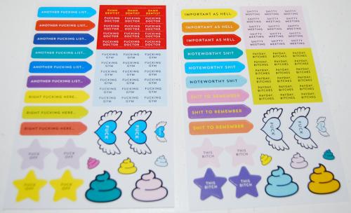 Planner stickers 3