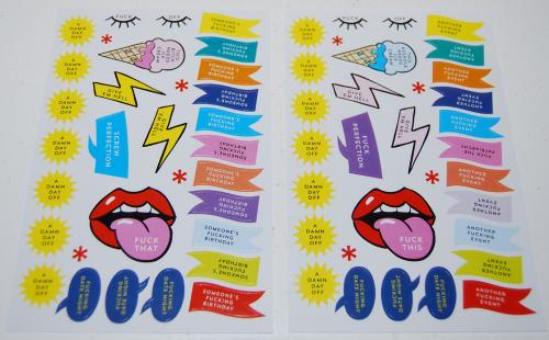 Planner stickers 4