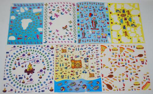 Mini stickers 3