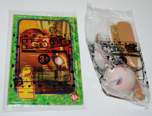 Jack in the box kids meal toys everyone's hero