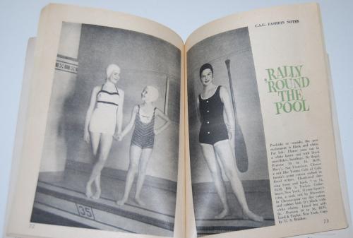 Calling all girls july 1959 7