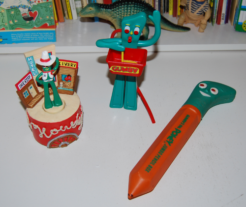 New gumby toys