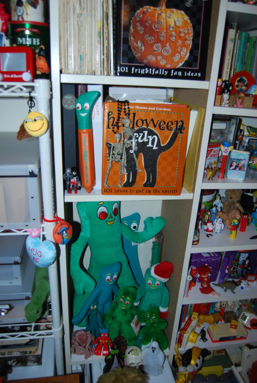 New gumby toys x