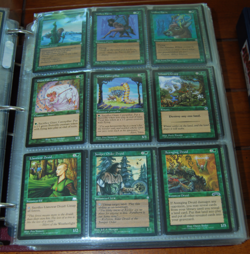 Magic the gathering cards 1