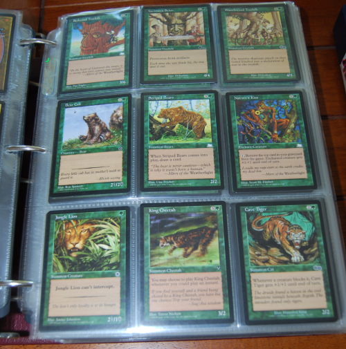Magic the gathering cards 2