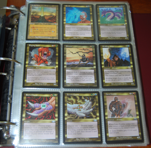 Magic the gathering cards 8