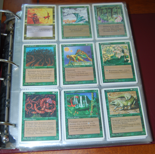 Magic the gathering cards 11
