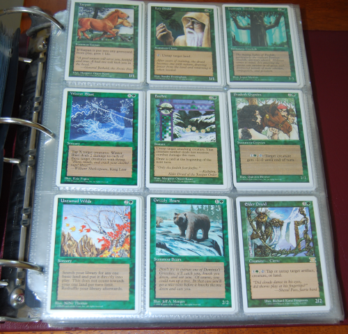 Magic the gathering cards 12