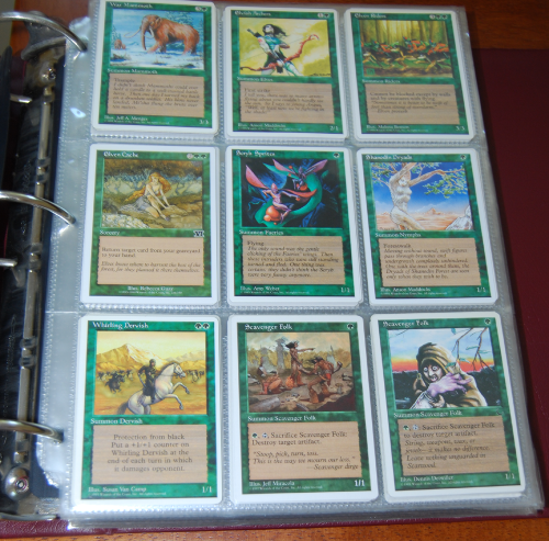 Magic the gathering cards 13