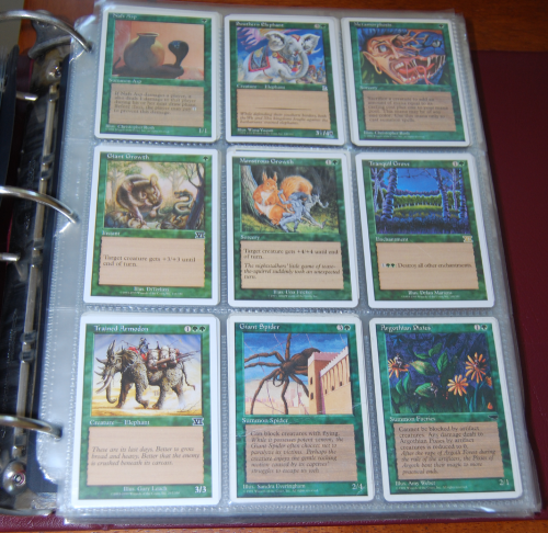 Magic the gathering cards 14