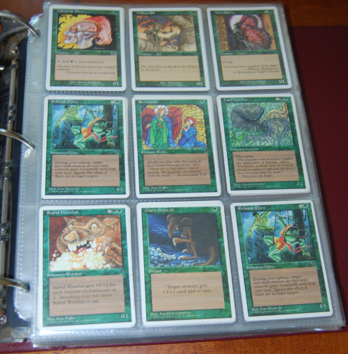 Magic the gathering cards 16
