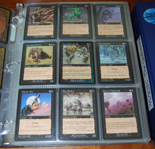 Magic the gathering cards 27