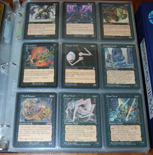 Magic the gathering cards 33
