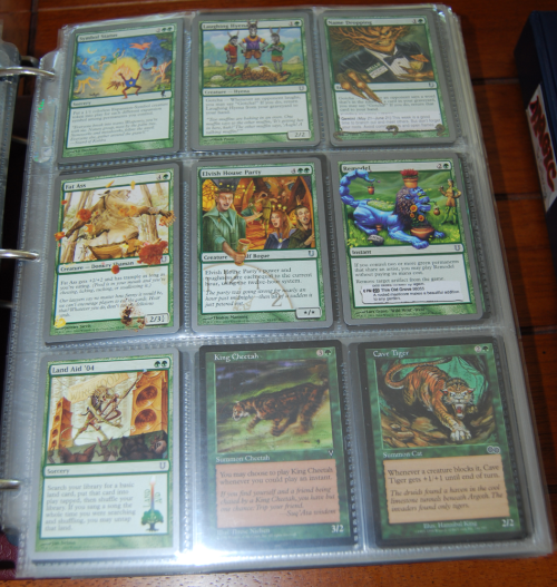 Magic the gathering cards 4