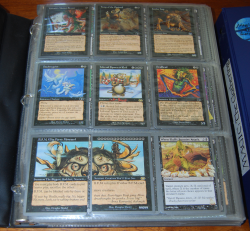 Magic the gathering cards 24