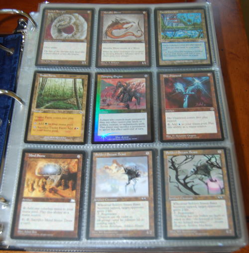 Magic the gathering cards 53