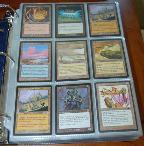 Magic the gathering cards 54