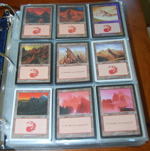 Magic the gathering cards 57
