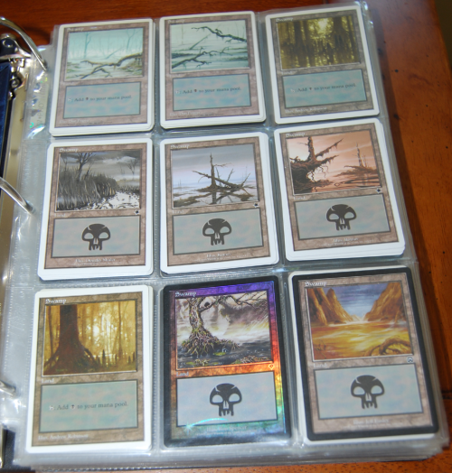 Magic the gathering cards 64