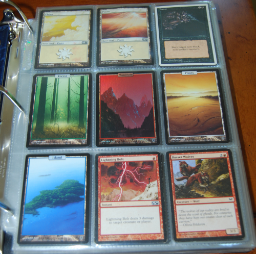 Magic the gathering cards 66