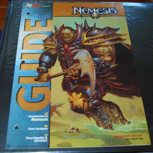 Magic the gathering top deck nemesis guide