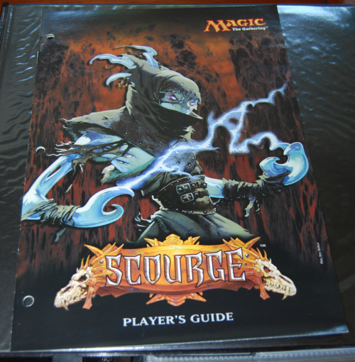 Magic the gathering top deck scourge guide