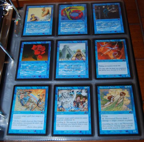Magic the gathering rares 3