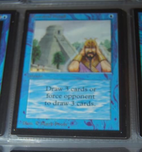Magic the gathering rares 4