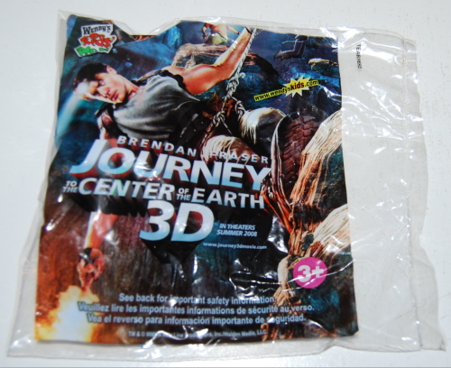 Journey to the center of the earth 3d bk toy