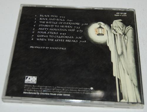 Led zeppelin cds 1x