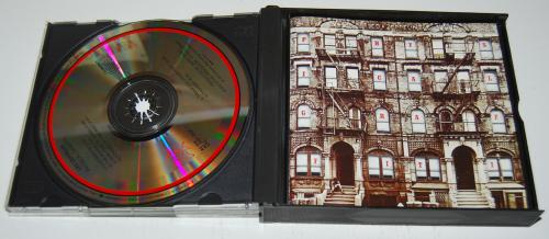 Led zeppelin cds 5xxx