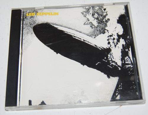 Led zeppelin cds