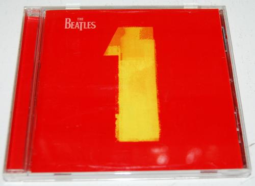Beatles cds 1