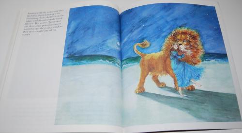 Sarah's lion 10