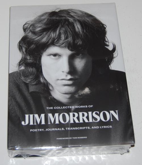 Jim morrison book new