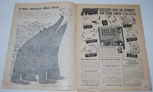 Child life mag september 1952 1